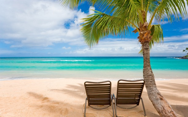 Tropical-beach-chair